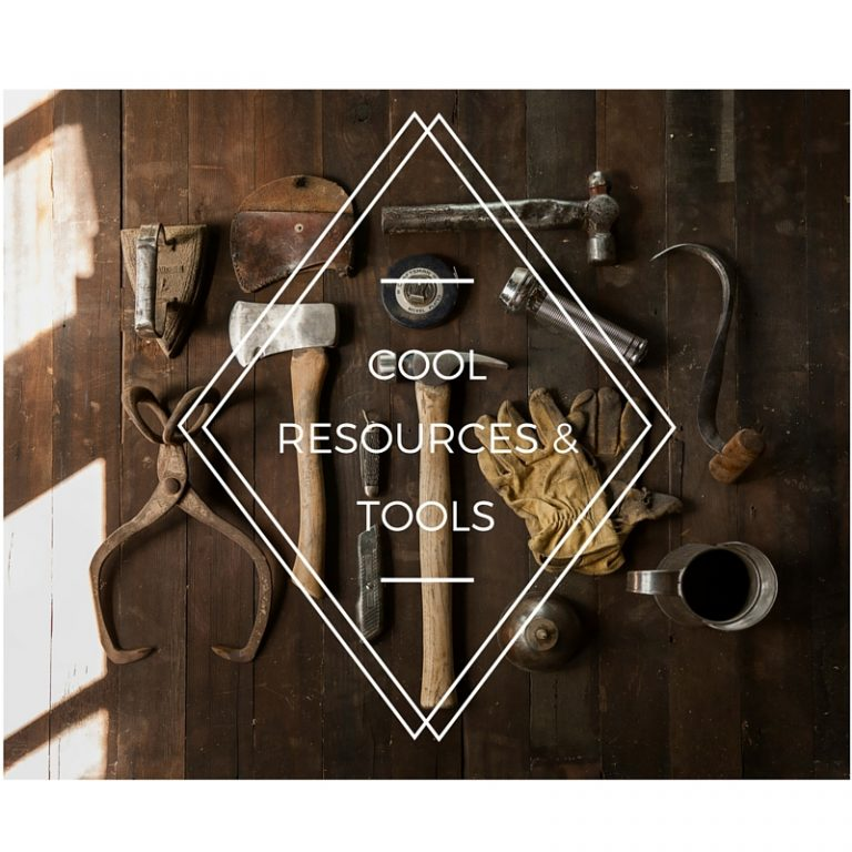 cool resources & tools