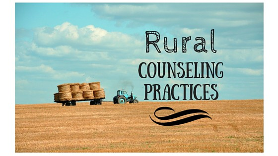 Rural Counseling Practice