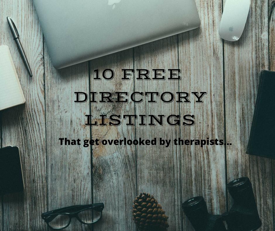 10 Free Directories
