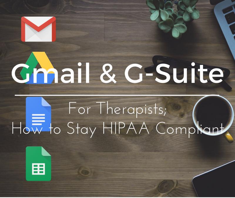 Gmail & G-Suite