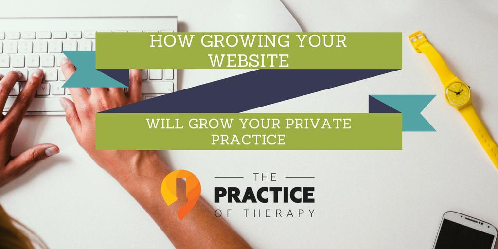 GROWING YOUR WEBSITE