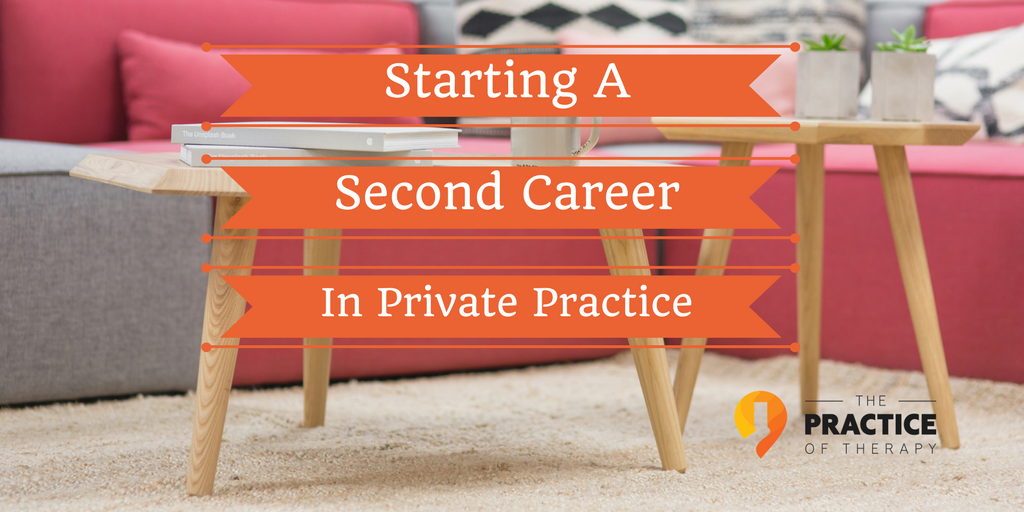 Starting a Second Career