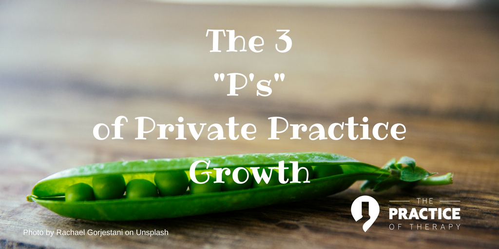 3Ps of Practice