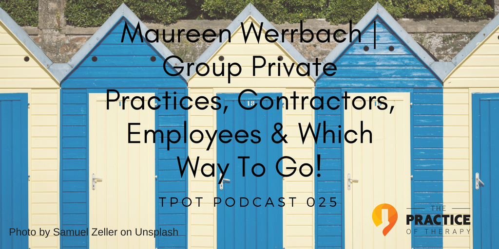 Maureen Werrbach Group Practices