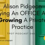 alison pidgeon