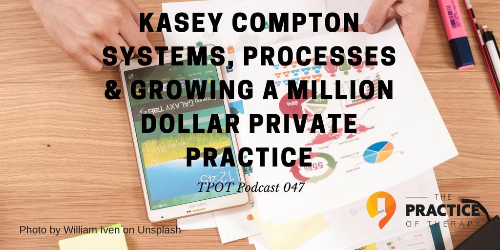 kasey ccmpton million dollar practice