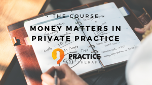 Money Matters Course