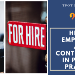 Hiring Employees and Contractors in Private Practice