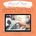 Redesigning Your Private Practice Website - Part 1